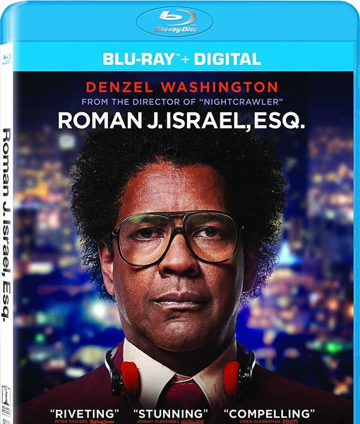 Win It! 'Roman J. Israel, Esq.' on Blu-ray and Digital