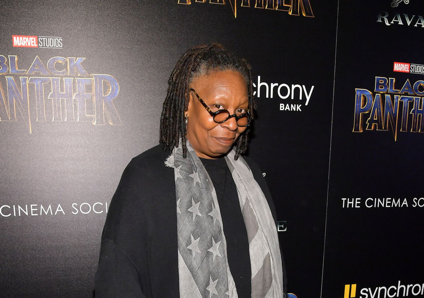 Why Whoopi Goldberg Is Psyched About 'Black Panther'