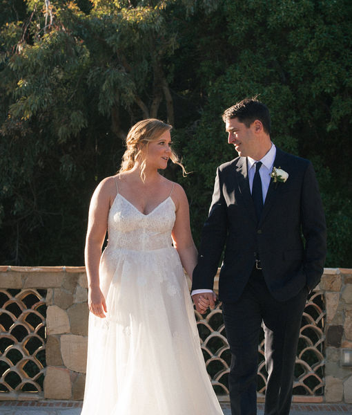 Surprise! Amy Schumer Secretly Marries Chef Chris Fischer