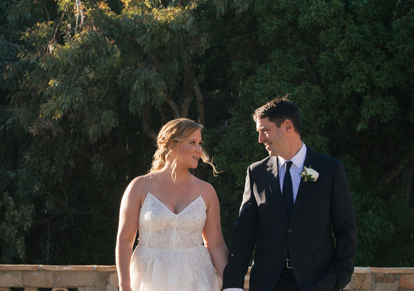 Amy Schumer Dishes on Married Life with Chris Fischer