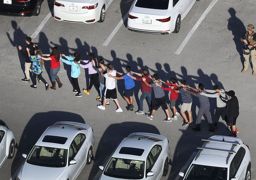Stars React to Horrific Florida School Shooting