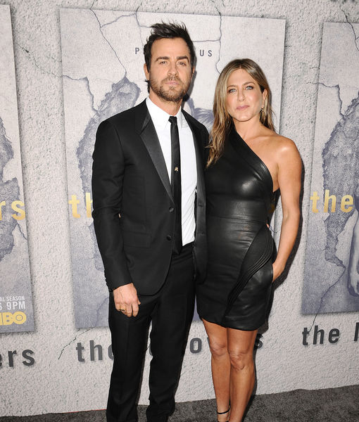 Jennifer Aniston & Justin Theroux Announce Split