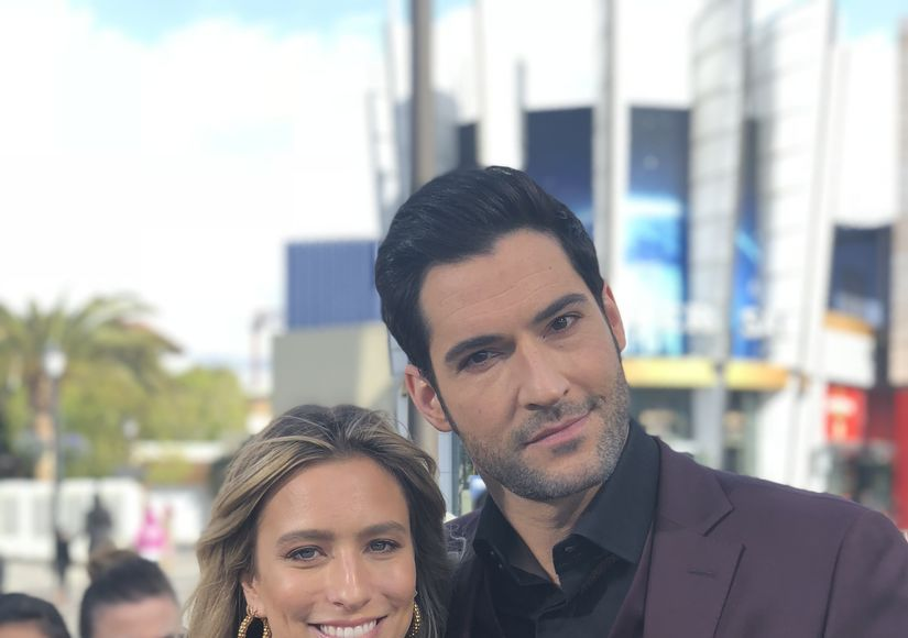 Handsome Devil! Tom Ellis Dishes on 'Lucifer'