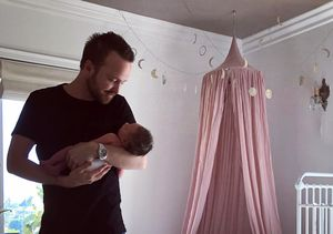 Story Time! Aaron Paul's Baby Girl Has a Very Unique Name