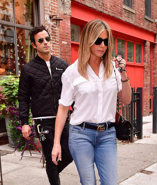 Garcelle Beauvais on Jennifer Aniston & Justin Theroux Split: 'Love Is Dead'