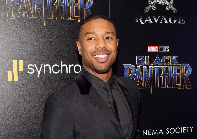 Michael B. Jordan's 'Emotional' Return to His Hometown to Host 'Black Panther'…