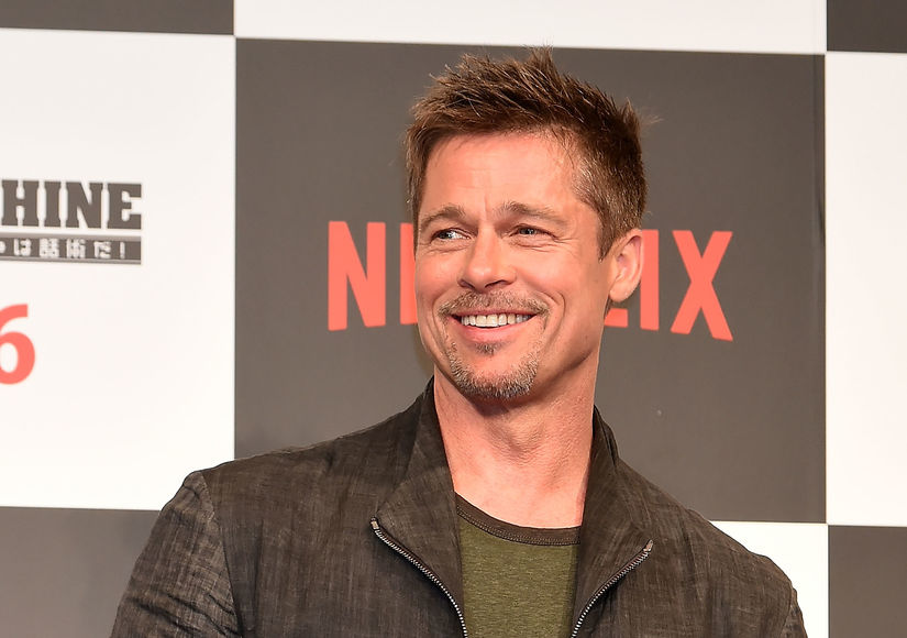 Is This How Brad Pitt Reacted to Jennifer Aniston and Justin Theroux's Split?