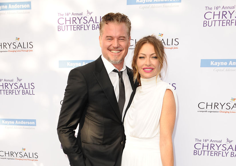 Rebecca Gayheart Files for Divorce from Eric Dane