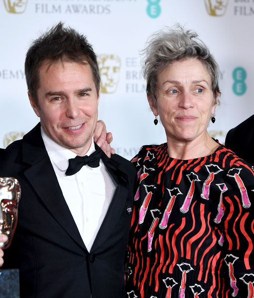 '3 Billboards' Scores at BAFTA Awards — Complete List of Winners