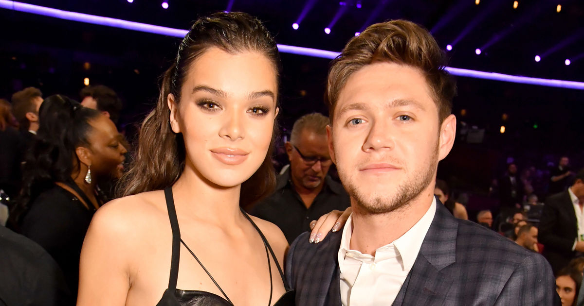 hailee steinfeld fuels more niall horan dating rumors. Black Bedroom Furniture Sets. Home Design Ideas