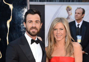 Jennifer Aniston & Justin Theroux Appear to Reunite to Say Goodbye to Their…