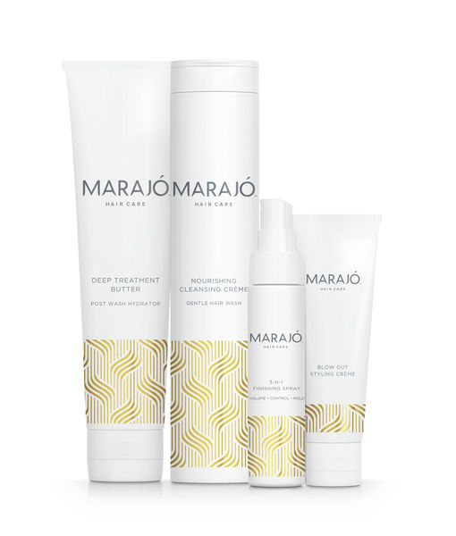 Win It! Hair Care Gift Set from MARAJÓ