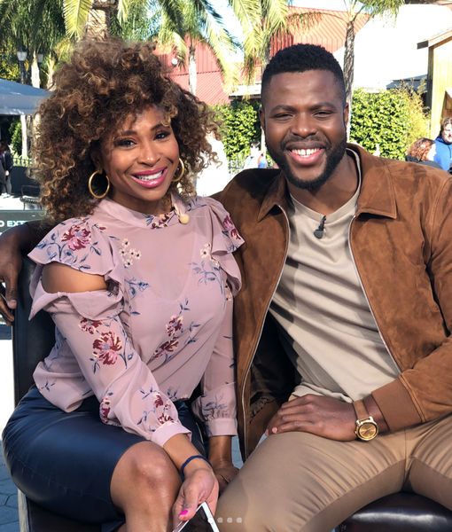 'Black Panther' Star Winston Duke Reveals How YouTube Helped Him Prepare for…