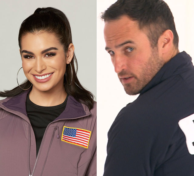 Will Ashley Iaconetti & Jordan Mauger Find Love on 'Bachelor Winter Games'?