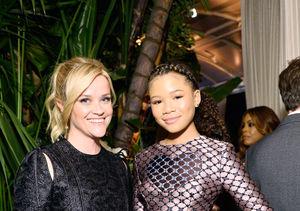 What Storm Reid Learned from 'A Wrinkle in Time' Co-Stars Oprah Winfrey…