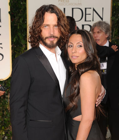 Chris Cornell's Widow Gives Heart-Wrenching First TV Interview…