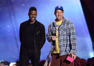 Friendship Goals! Is Adam Sandler Ever Shocked by Chris Rock's Comedy…