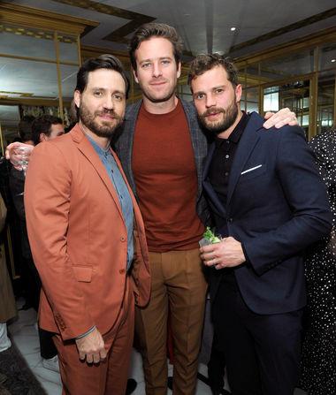 Handsome Trio