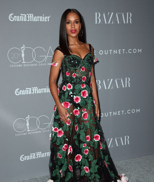 Kerry Washington Teases Epic 'Scandal'/'How to Get Away with Murder'…