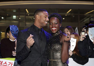 Are Lupita Nyong'o & Michael B. Jordan Dating? His Subtle…