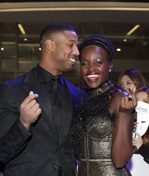 Are Lupita Nyong'o & Michael B. Jordan Dating? His Subtle Response!