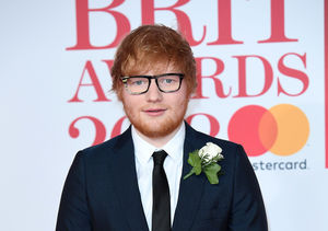 Ed Sheeran Explains the Ring on His Left Finger