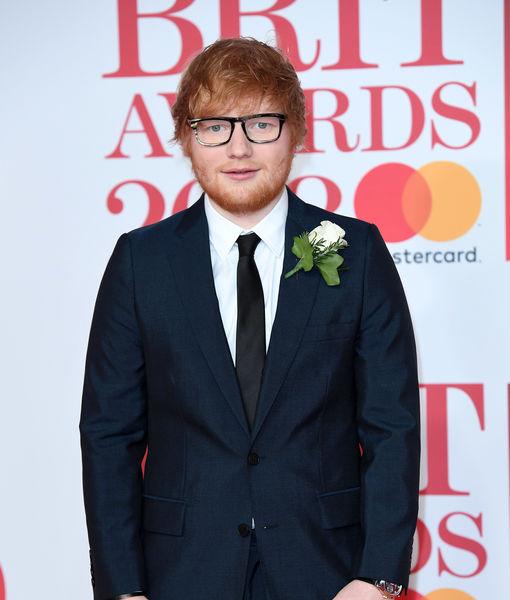 Ed Sheeran Explains the Ring on His Left Finger