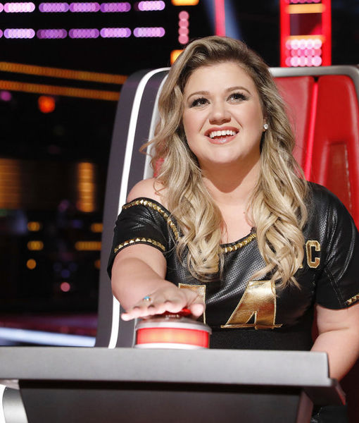 Kelly Clarkson on Her Rookie Season on 'The Voice'
