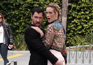 Maksim Chmerkovskiy & Peta Murgatroyd Spill on Their Future Baby…