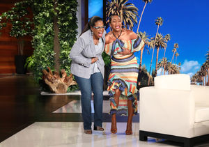 Oprah's Big Surprise for Superfan Tiffany Haddish