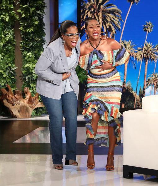 Oprah's Big Surprise for Superfan Tiffany Haddish