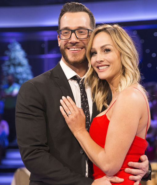 'Bachelor Winter Games' Stars Clare Crawley & Benoit Beausejour-Savard…