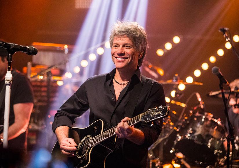 Jon Bon Jovi Calls New Album '2020' a 'Statement Record'