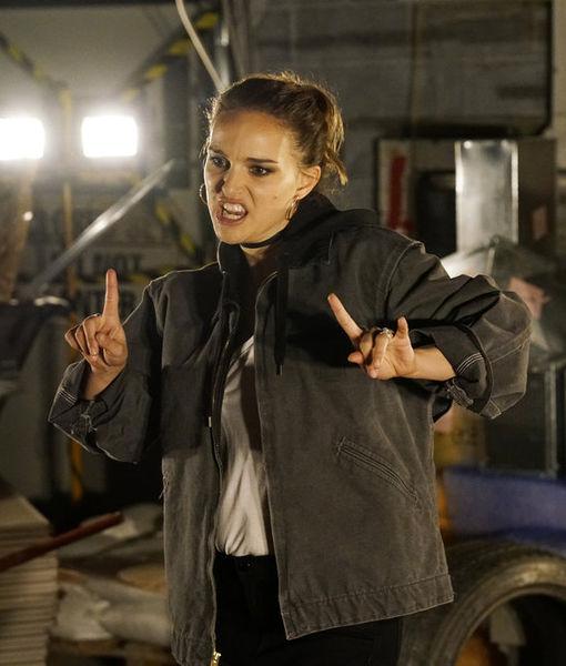 Natalie Portman Giggles at the Prospect of a Rap Career