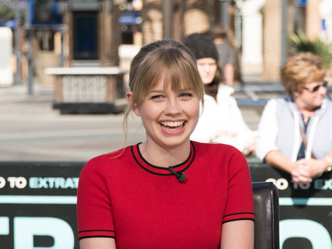 Angourie Rice Dishes on Her New Movie 'Every Day'