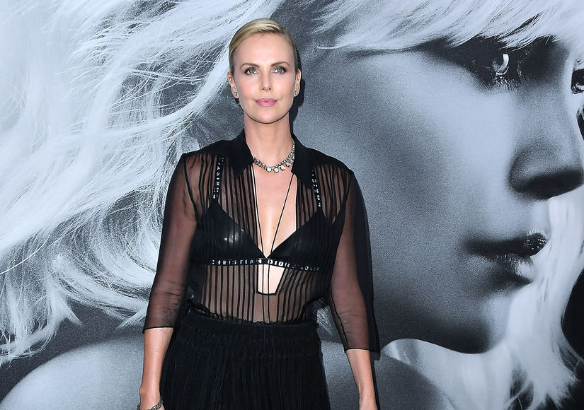 Charlize Theron Says Paris Jackson Got Her First Movie Role 'Fair and Square'