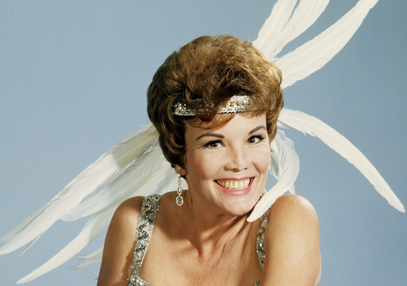 Nanette Fabray, Stage & TV Star, Dead at 97
