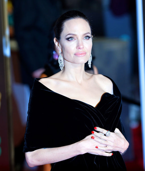 Angelina Jolie's Secret to Avoiding an 'Empty Life'