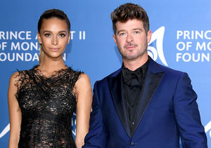 Robin Thicke & April Love Geary Welcome Baby Girl!