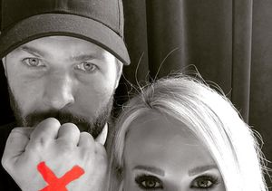 Carrie Underwood Hides Her Face in New Selfie with Mike Fisher