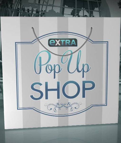'Extra's' Pop-Up Shop: Headphones, Watches, and Styling Irons