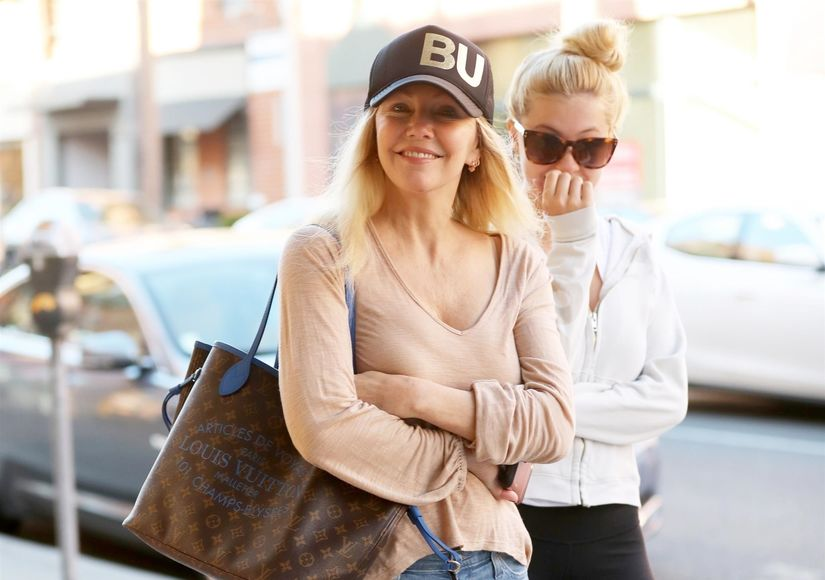 Heather Locklear's Daughter Is Reportedly 'Concerned' After Her Mom's Arrest
