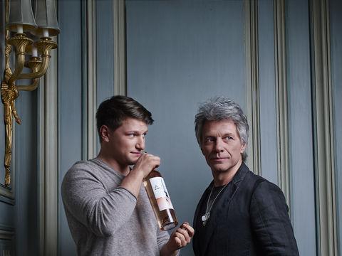 Jon Bon Jovi Talks About Working for His Entrepreneur Son