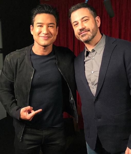 Jimmy Kimmel's Oscar Sneak Peek: Will Mario Lopez Be Included in the Opening Monologue?