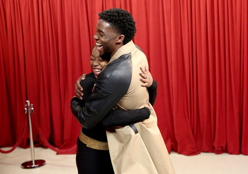 Watch! Chadwick Boseman's Epic Surprise for Hardcore 'Black Panther' Fans