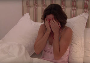 Boozing, Bawling, & Rehab! First Look at 'RHONY' Season 10