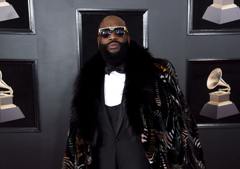 Medical Emergency! Rapper Rick Ross Found Unconscious
