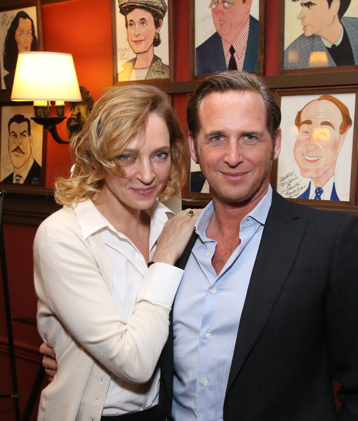 Are Uma Thurman & Josh Lucas Dating?