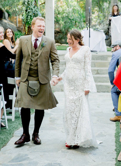 Kevin McKidd's Double Dose of Good News: Married and a Dad-to-Be!
