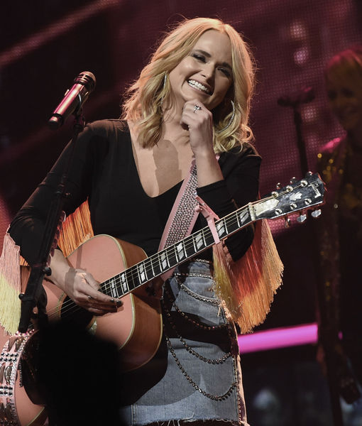 Miranda Lambert Opens Up After Rumored Anderson East Split